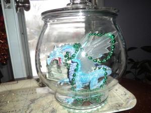 Dragon bowl - January 1 (Photo: Nance Carter)
