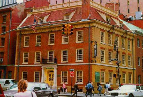Fraunces Tavern, NYC