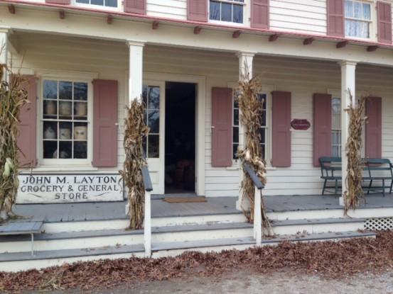Layton Store, Old Bethpage Village Restoration (Photo: Nance Carter)