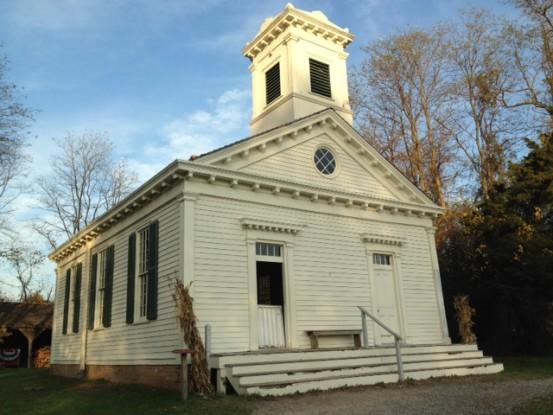Restoration8 church