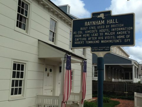 Haunted Raynham Hall, Oyster Bay (Photo: Nance Carter)